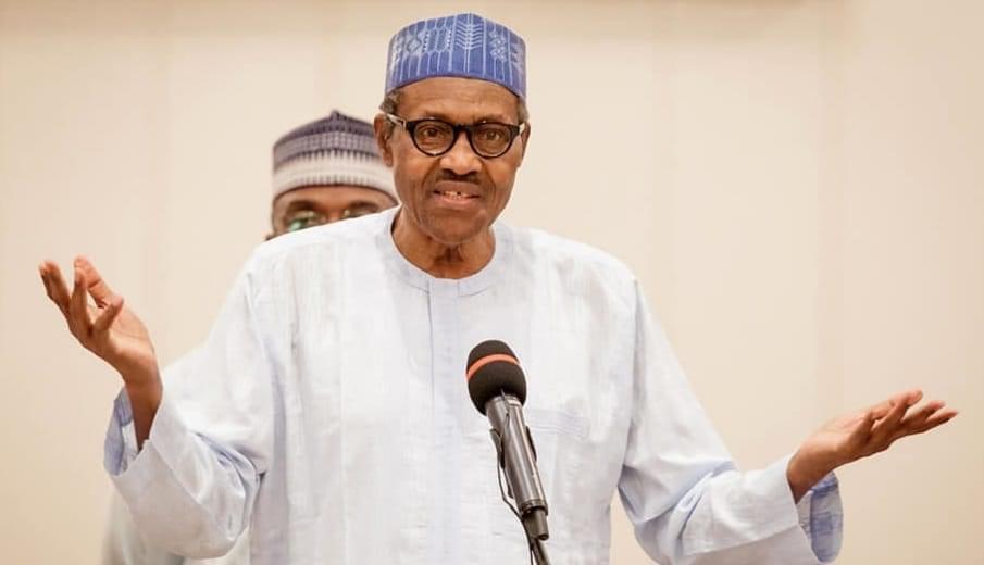 AskingFor  Restructure Nigeria Is Calling For War — Buhari